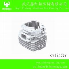Zhejiang 4500 chain saw spare parts wood cutting machine