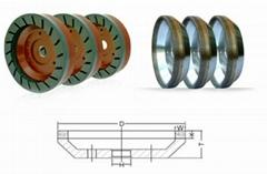 Diamond Grinding Wheel for Glass Machine