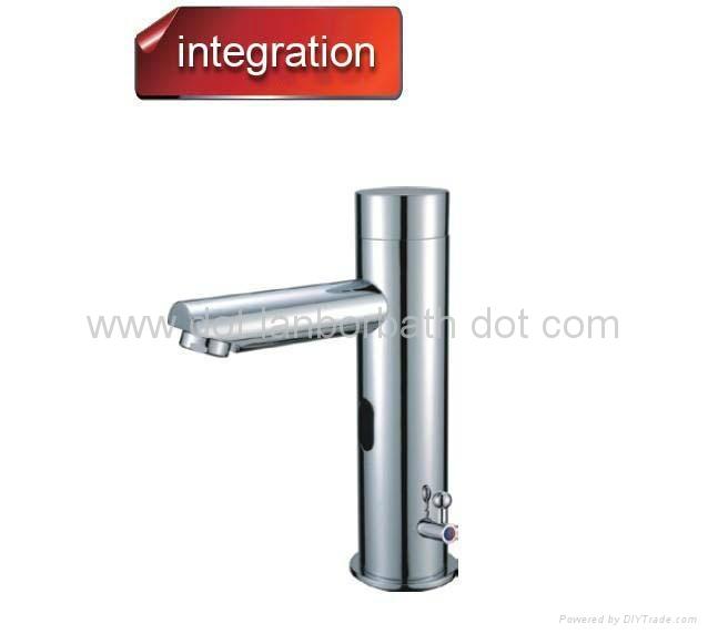 Automatic Taps Faucet Bidet Sensor Faucet Mixer Automatic Sensor Faucet 4