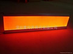LED導光系列產品 1000*200MM  代替護欄管