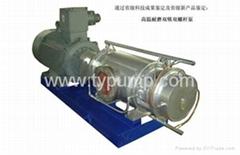 TY2GSZR Hot Oil Pump