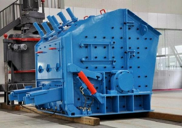 PF impact crusher 2