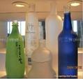 酒瓶玻璃蒙砂粉