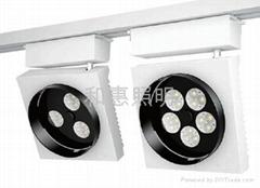 LED方形射燈