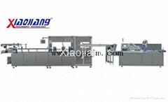 全自動針劑包裝聯動生產線(DPP260S-ZH120)