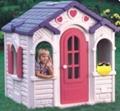 children plastic house  2