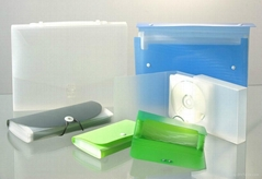 Plastic stationery prouduct