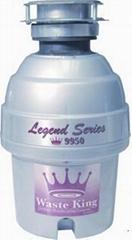 安纳海姆食物垃圾处理器Legend9950