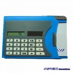 Solar Calculator Name Card Holder ACH001