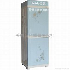 雙門冷熱一體型管線直飲淨水機