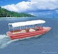 FRP tourist boat(yacht, pedalo,