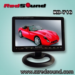 9 Inch car TV Monitor
