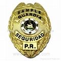 Professional manufacturer of badges in