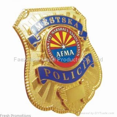 Police Badge 1