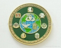 Customized Challenge Coin, Made of Brass