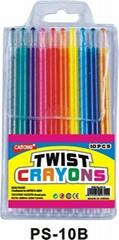 Twistable  crayon