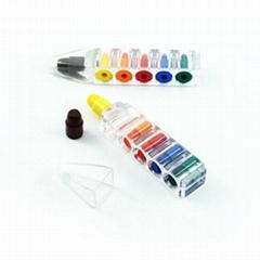 塑料多节蜡笔