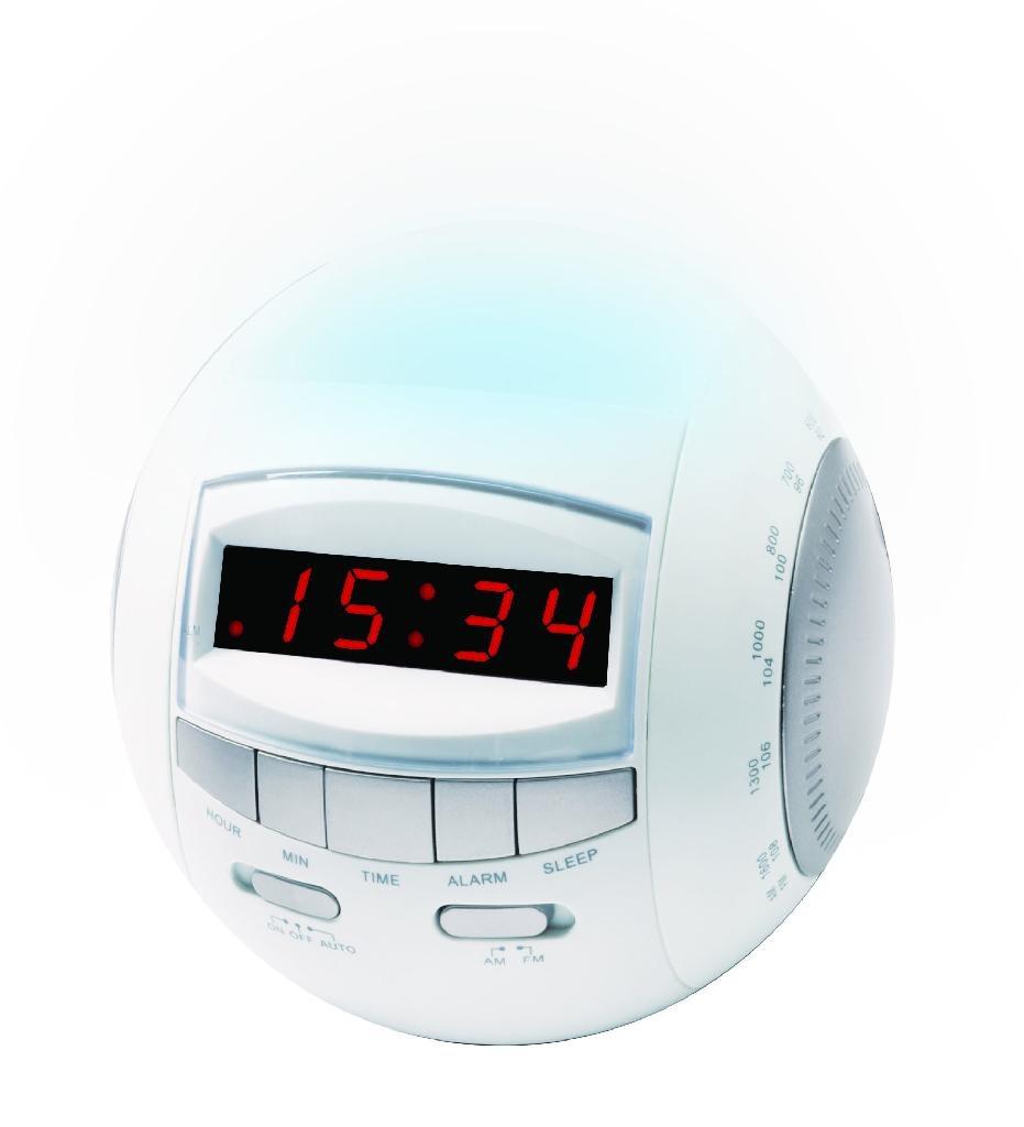 am fm led alarm clock radio with night light rt 236 china manufacturer other electrical. Black Bedroom Furniture Sets. Home Design Ideas