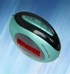 AM/FM LED Alarm Clock Radio