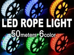round 2 wires led rope light (SAA,GS)