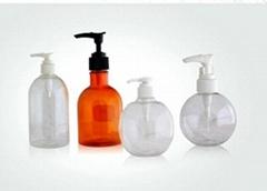 PET  hand washing liquid bottle