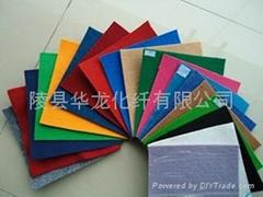 展览地毯(针刺无纺地毯)
