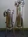 小流量袋式過濾器