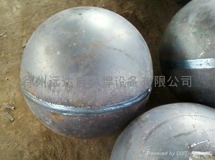 空心球自動焊機 2