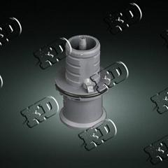Wagner c4 electrode holder