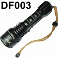 TrustFire TR-DF003 3*CREE XM-L T6 LED 5-mode 3000LM Diving Flashlight Torch