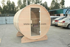 (New design) Barrel steam sauna room SR158