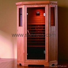 Far Infrared Sauna Steam Room (CE,ISO9001 Approval Factory)