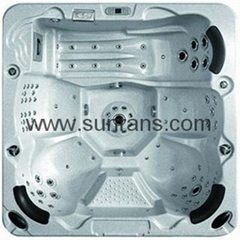 Whirlpool Spa hot tub outdoor spa SR836