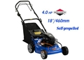 460mm lawn mower with 4.0HP B&S engine