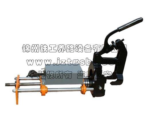 Electric Rail Drilling Machine 1