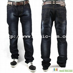 Men's100% Cotton High Quality Brand New Jeans