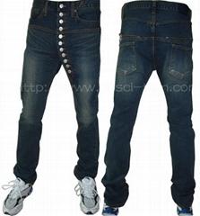 Special High-Waist Hot Sale Men Jean