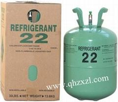 R22 , refrigerant gas R22
