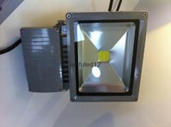LED连体集成投光灯