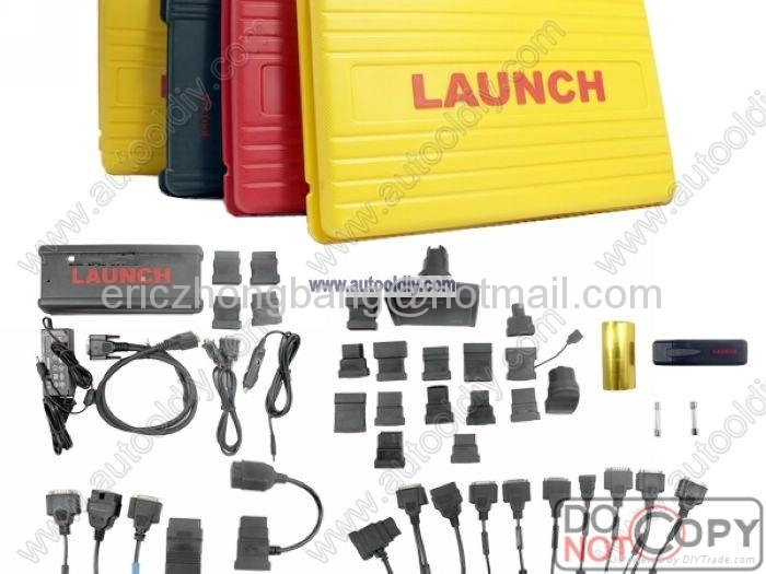 Launch X431 TOOL scanner 1