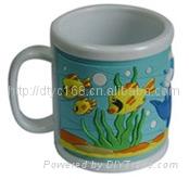 pvc plastic cup