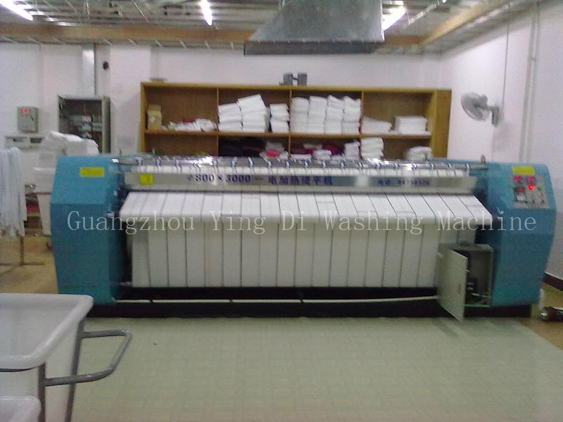 automatic ironing machine for home use