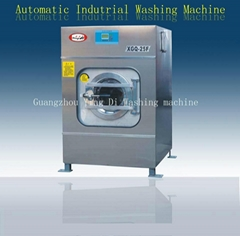 15-100KG automatic laundry machine for hotel