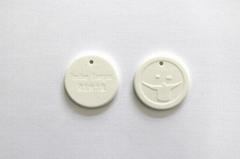 白圓片(帶圖案),25mm*3mm