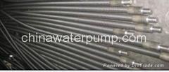 """flexible shaft submersible pump 2""""*5m"""