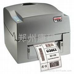 godex科诚条码打印机ez1100系列