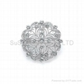 Vintage Bridal Wedding Brooch Wholesale