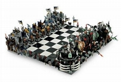 Lego Castle Set 852293 GIANT Chess Set