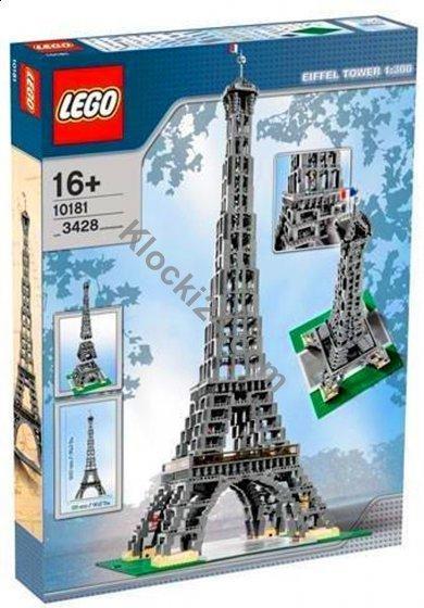LEGO Buildings Set #10181 Eiffel Tower (United Kingdom ...