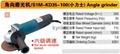 100mm angle grinder